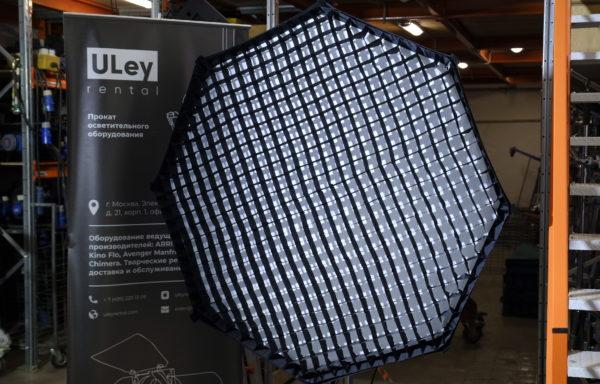 Прожектор DEDOLIGHT DLH1000 W +Panaura 5 + Соты